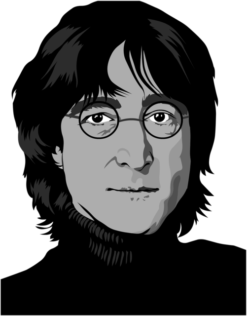 John lennon beatles rock, music.