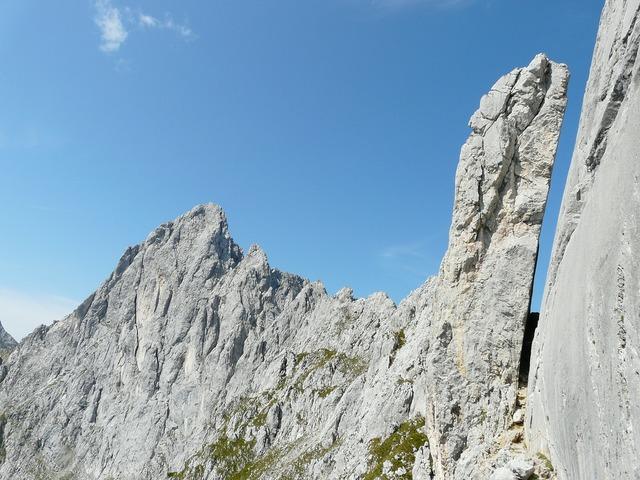 Kaindl stewart tower mountains pinnacle.