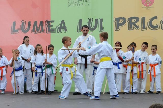 Karate martial arts kids, sports.