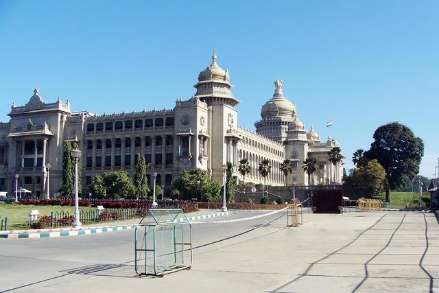 Karnataka vikasa soudha vidhana soudha, architecture buildings.