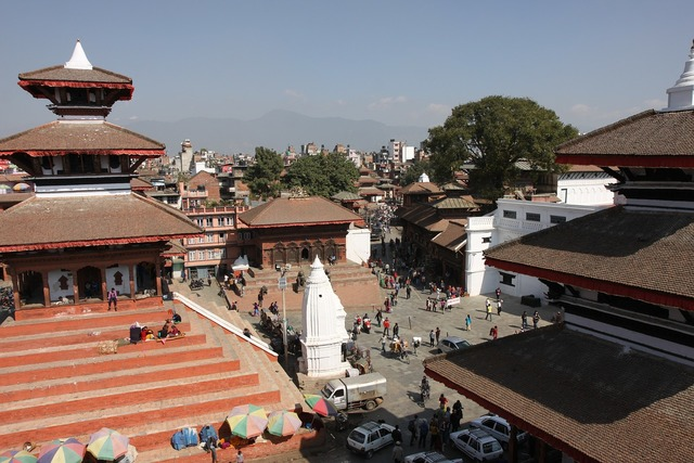 Kathu dumplings cultural heritage nepal.