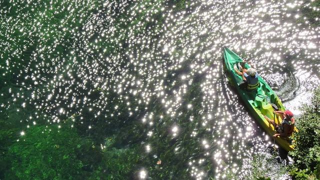 Kayak river sorgue.