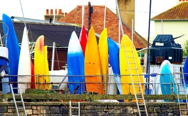 Kayaks sport canoe, sports.