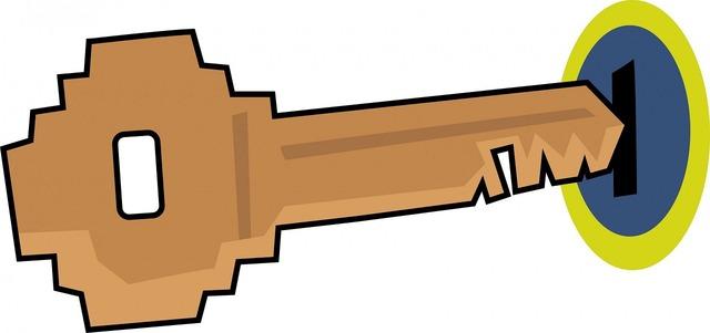 Key tools lock.