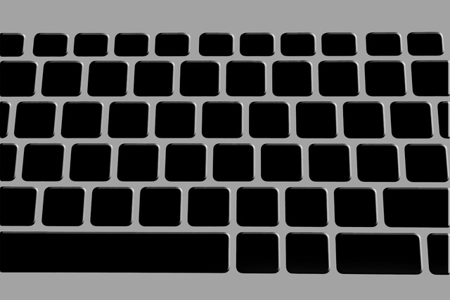 Keyboard empty delete, computer communication.