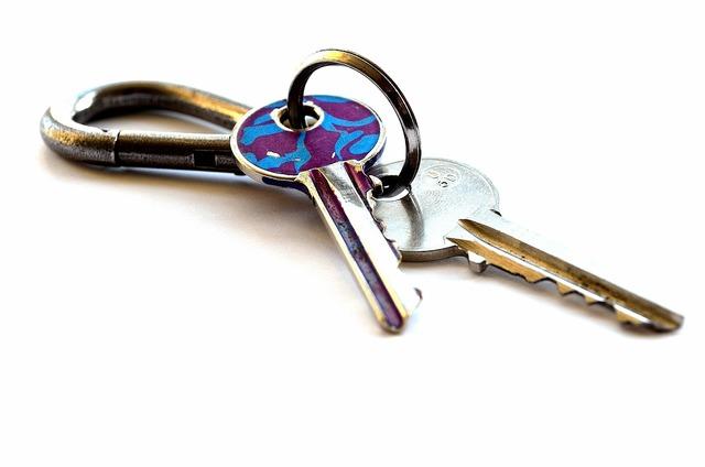 Keys key lock, backgrounds textures.