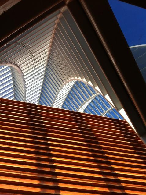 Kimmel center shapes building, architecture buildings.