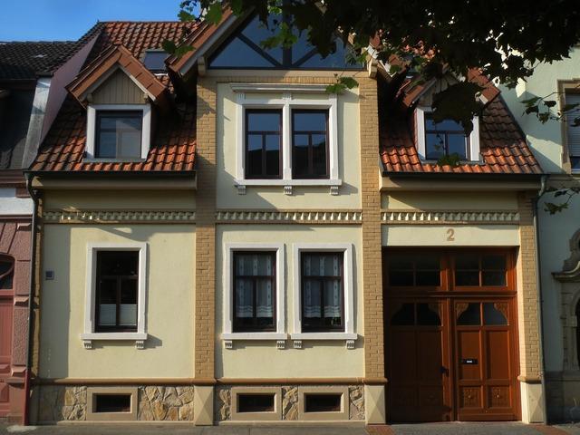 Kirchenstr hockenheim house, architecture buildings.