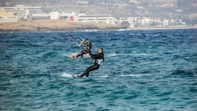 Kite surf extreme sport, sports.