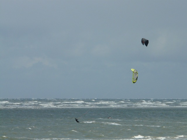 Kite surfing water sports sport, sports.