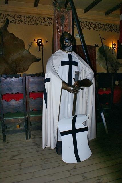 Knight araneus armor.