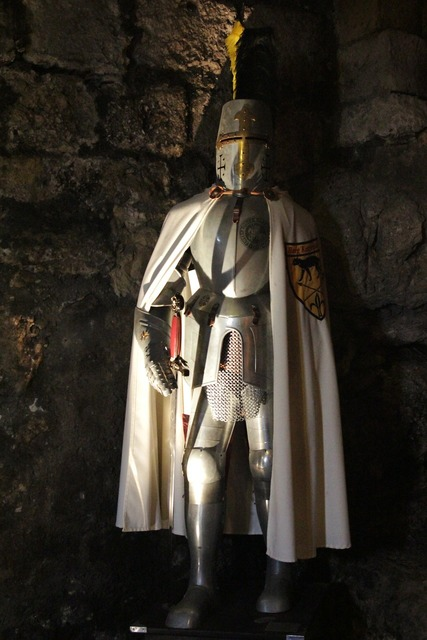 Knight armor middle ages, people.
