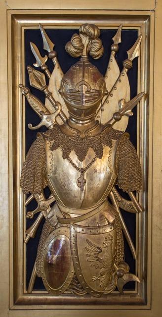 Knight armor museum.