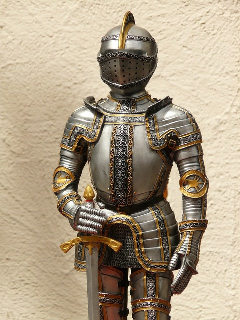 Knight armor ritterruestung, people.