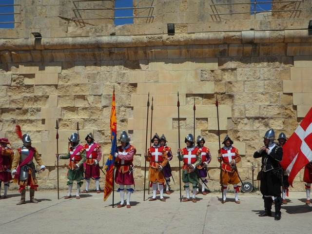 Knight defense malta.
