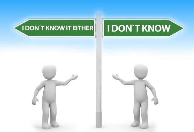 Know ignorance communication, computer communication.