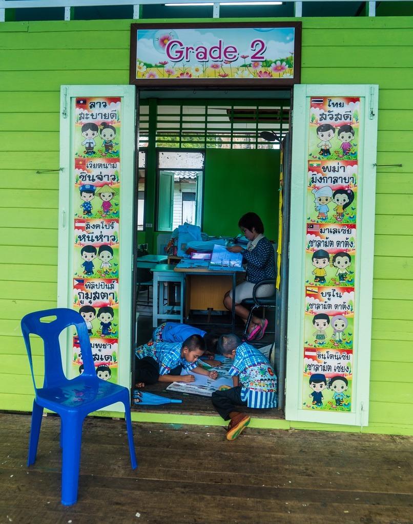 Koh panyee island thailand phuket, people.