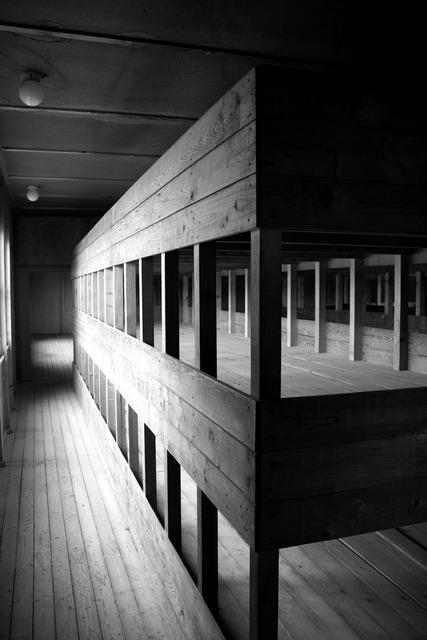 Konzentrationslager dachau barracks.