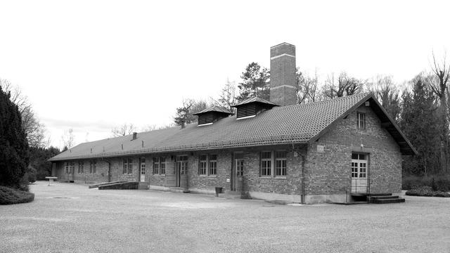 Konzentrationslager dachau crematorium.