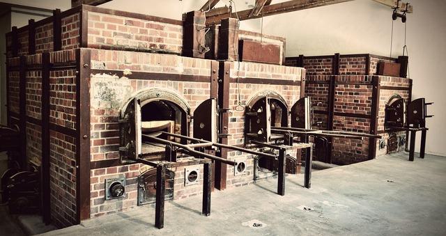 Konzentrationslager dachau crematorium, places monuments.