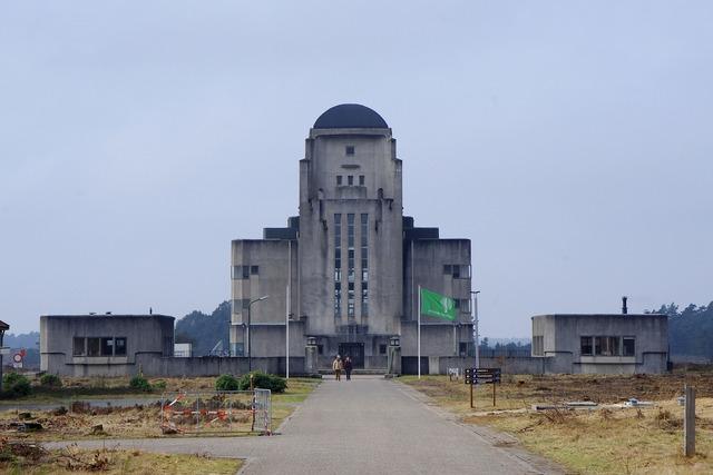 Kootwijk radio netherlands, architecture buildings.