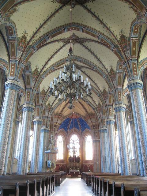 Koszeg church sacred heart church, religion.