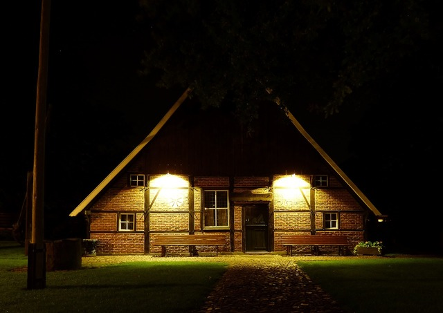 Kötter house museumshof farmhouse.