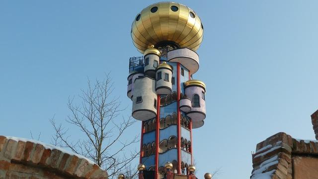 Kuchelbauer abensberg tower.
