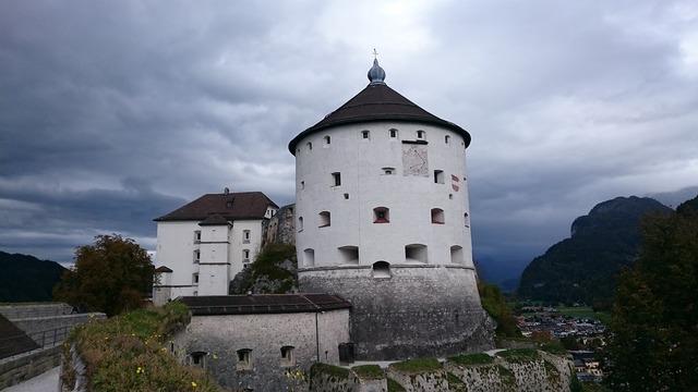Kufstein castle austria.