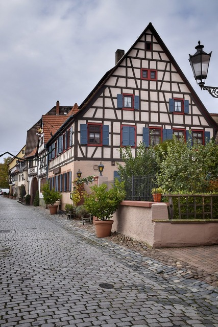 Ladenburg hesse germany.