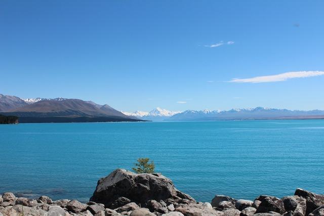 Lake natural water, nature landscapes.