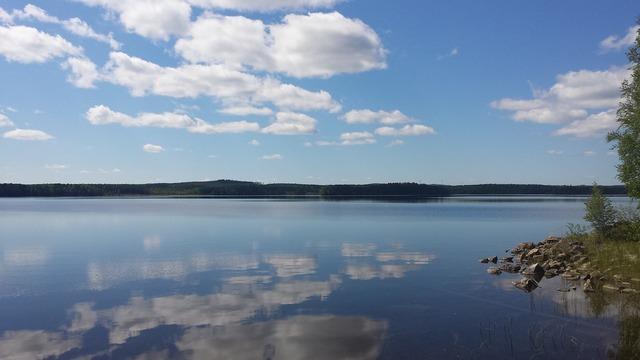 Lake rossen the valleys.