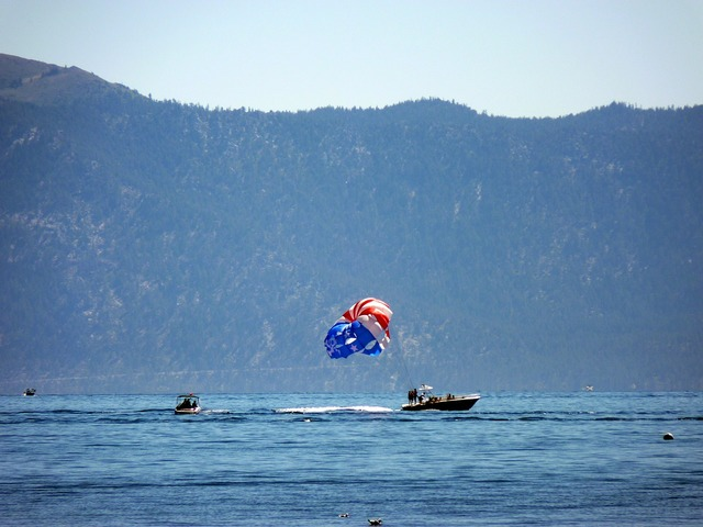 Lake tahoe truckee beach, travel vacation.