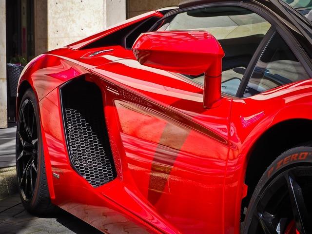 Lamborghini racing car auto.