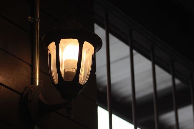 Lamp moon light the light.