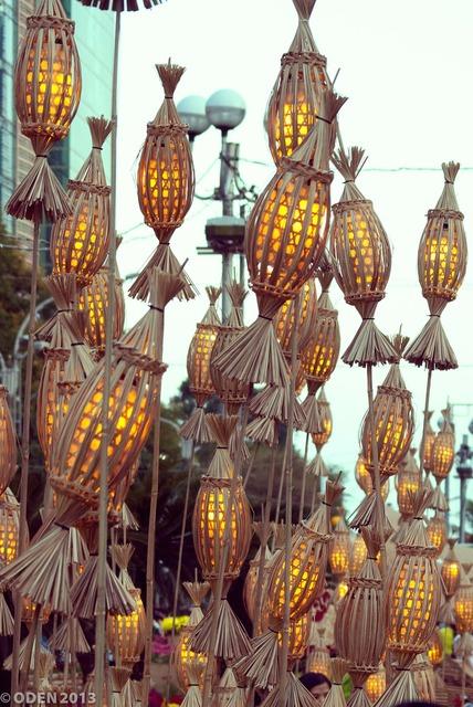 Lamps vietnam asia.