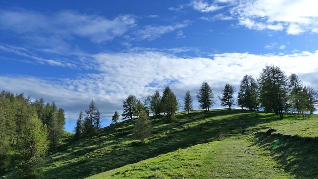Landscape nature mountain, nature landscapes.