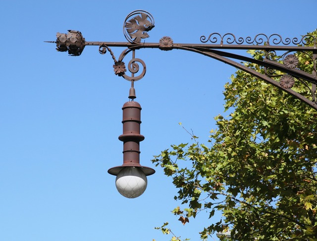 Lantern historic street lighting lighting.