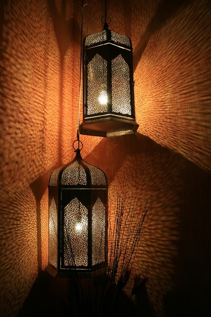 Lanterns lamps decorative.