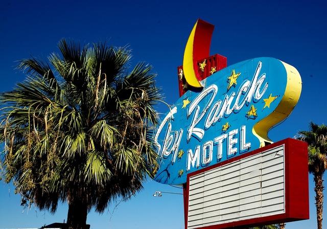 Las vegas motel freemont street las vegas.