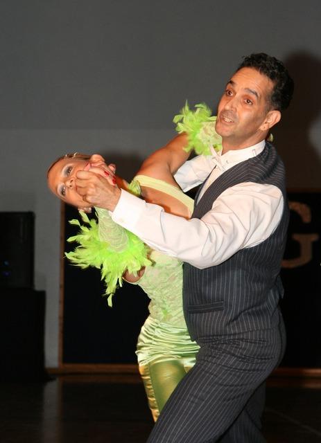 Latin dance tango, sports.