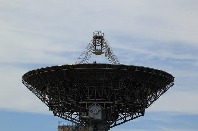 Latvia irbene soviet, science technology.