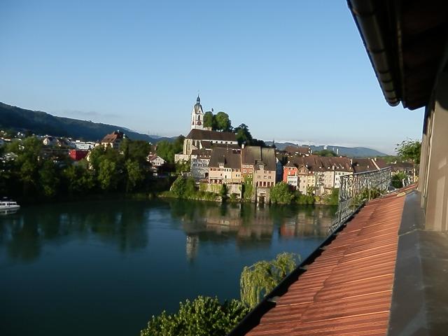 Laufenburg rhine river, religion.