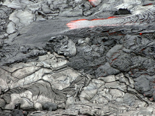 Lava flow volcanic, travel vacation.