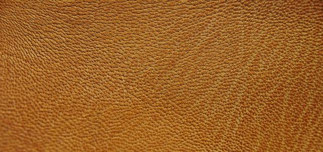 Leather orange texture, backgrounds textures.