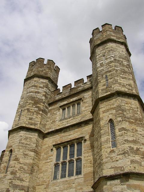 Leeds castle kent.