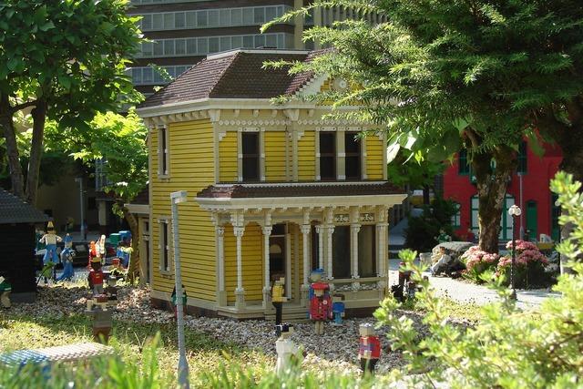 Lego legoland denmark, architecture buildings.
