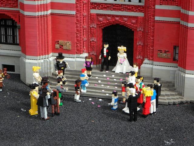 Legoland building blocks legos, architecture buildings.