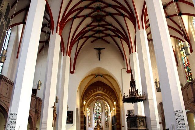 Leipzig thomas church bach, religion.