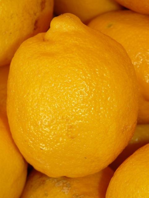 Lemon sour fruity, food drink.